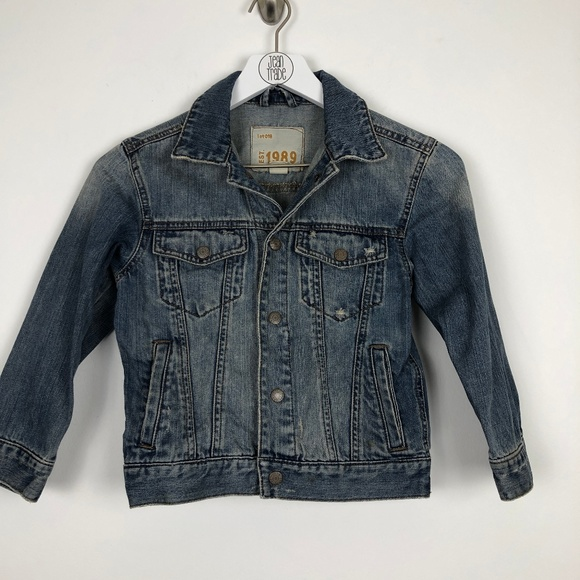 The Children's Place Other - The Children's Place Denim Jean Jacket
